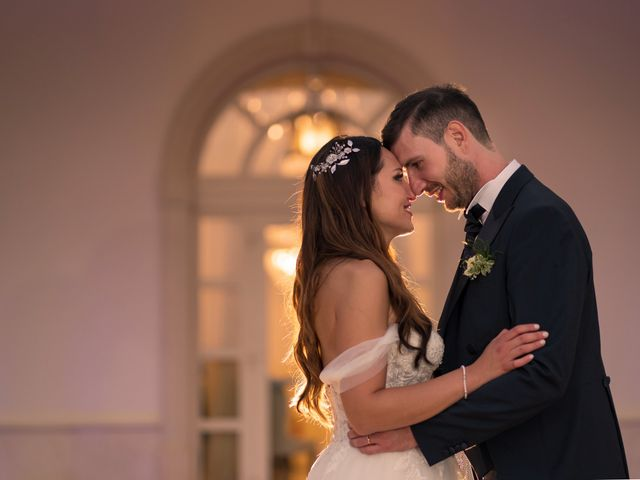 Il matrimonio di Rossella e Orlando a Castel San Giorgio, Salerno 29