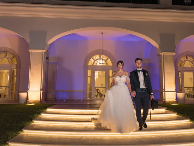 Il matrimonio di Rossella e Orlando a Castel San Giorgio, Salerno 30