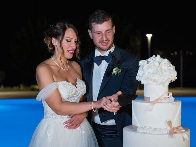 Il matrimonio di Rossella e Orlando a Castel San Giorgio, Salerno 31