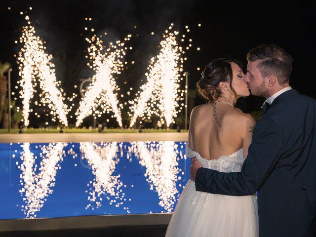 Il matrimonio di Rossella e Orlando a Castel San Giorgio, Salerno 32