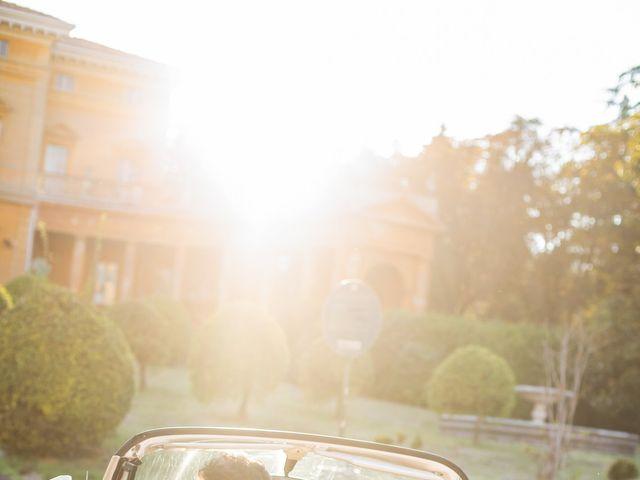 Il matrimonio di Alex e Sena a Bologna, Bologna 8