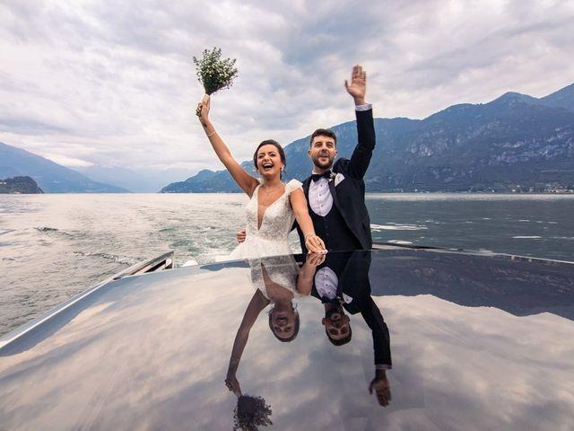 Le nozze di Solange e Bishoy