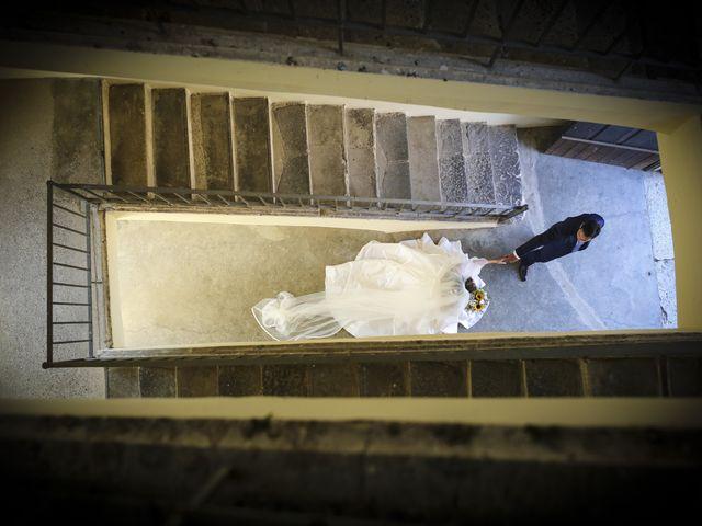 Le nozze di Bernardo e Federica