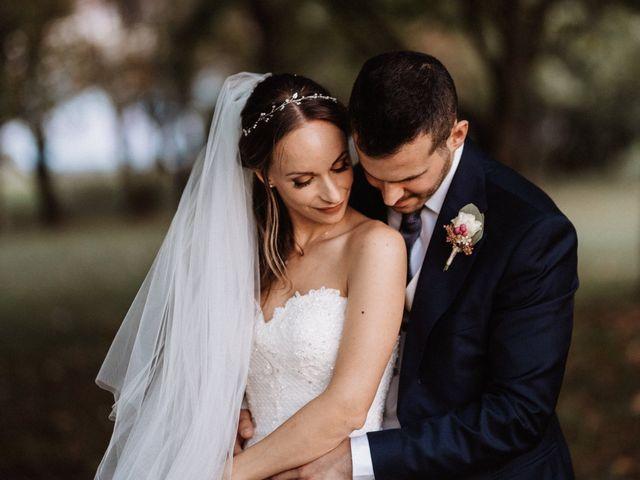 Le nozze di Alessandra e Giorgio