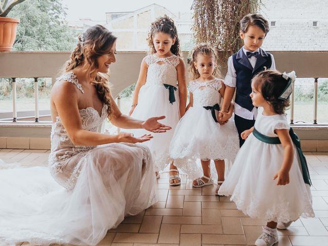 Il matrimonio di Sara e Alfredo a Recale, Caserta 10