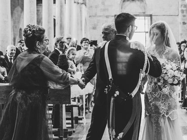 Il matrimonio di Sara e Alfredo a Recale, Caserta 33