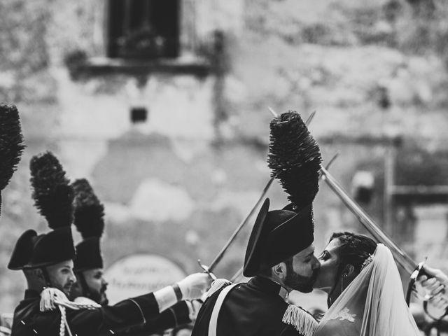 Il matrimonio di Sara e Alfredo a Recale, Caserta 43