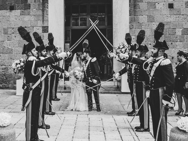 Il matrimonio di Sara e Alfredo a Recale, Caserta 47