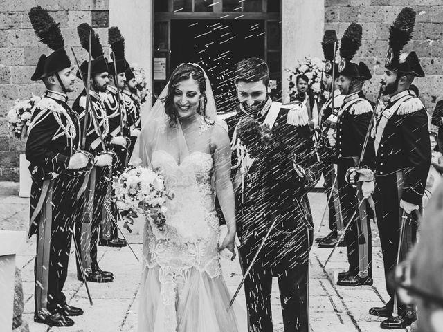 Il matrimonio di Sara e Alfredo a Recale, Caserta 50