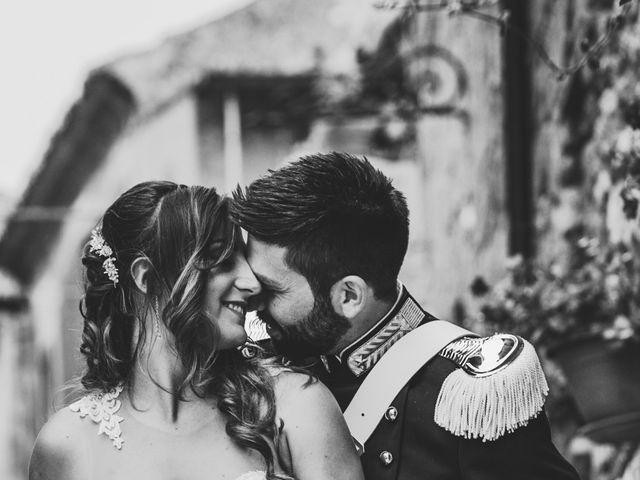 Il matrimonio di Sara e Alfredo a Recale, Caserta 55