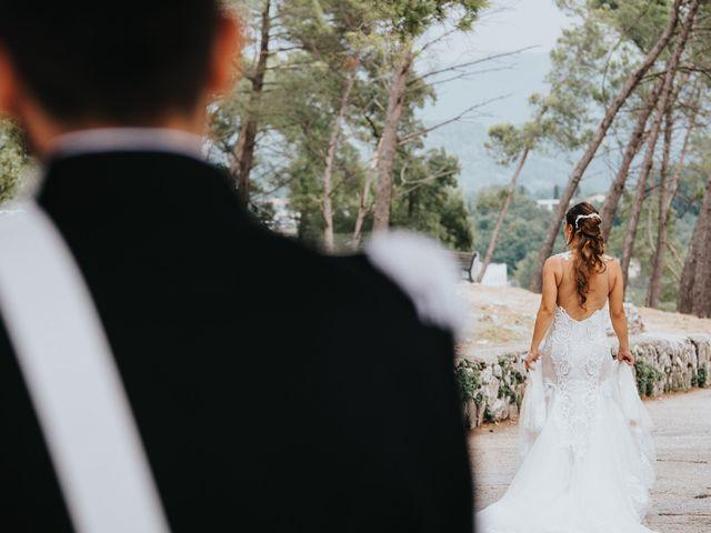 Il matrimonio di Sara e Alfredo a Recale, Caserta 56