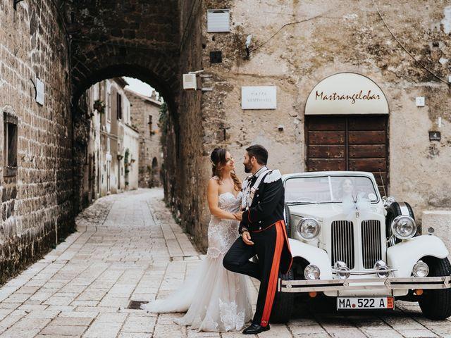 Il matrimonio di Sara e Alfredo a Recale, Caserta 57