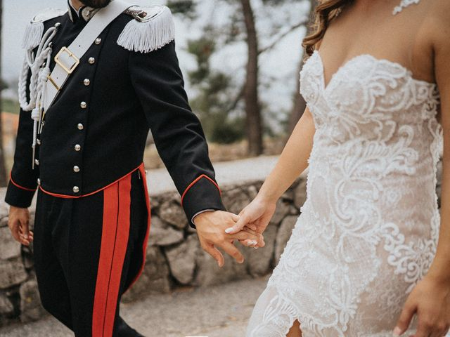 Il matrimonio di Sara e Alfredo a Recale, Caserta 60