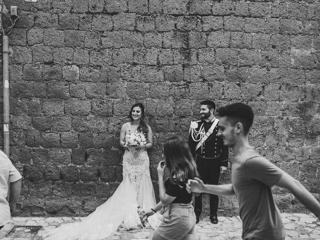 Il matrimonio di Sara e Alfredo a Recale, Caserta 71