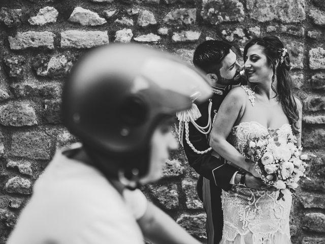 Il matrimonio di Sara e Alfredo a Recale, Caserta 72