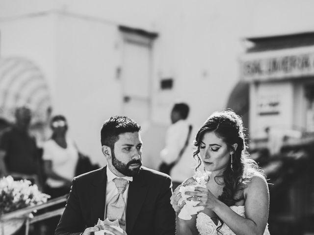 Il matrimonio di Sara e Alfredo a Recale, Caserta 76