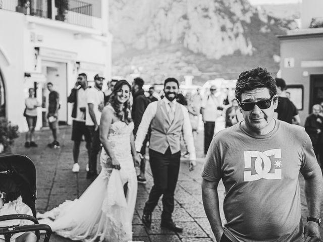 Il matrimonio di Sara e Alfredo a Recale, Caserta 81