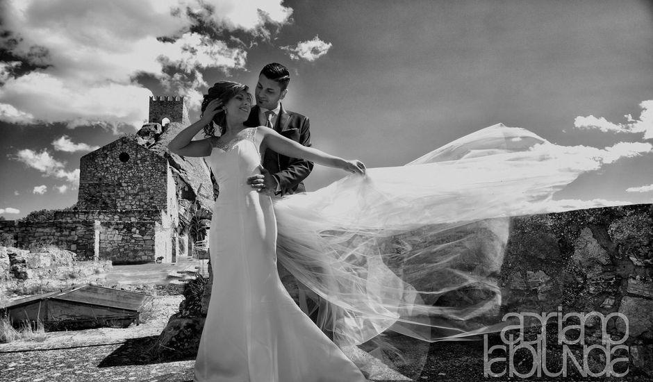 Il matrimonio di Valerio  e Niki a Nicosia, Enna