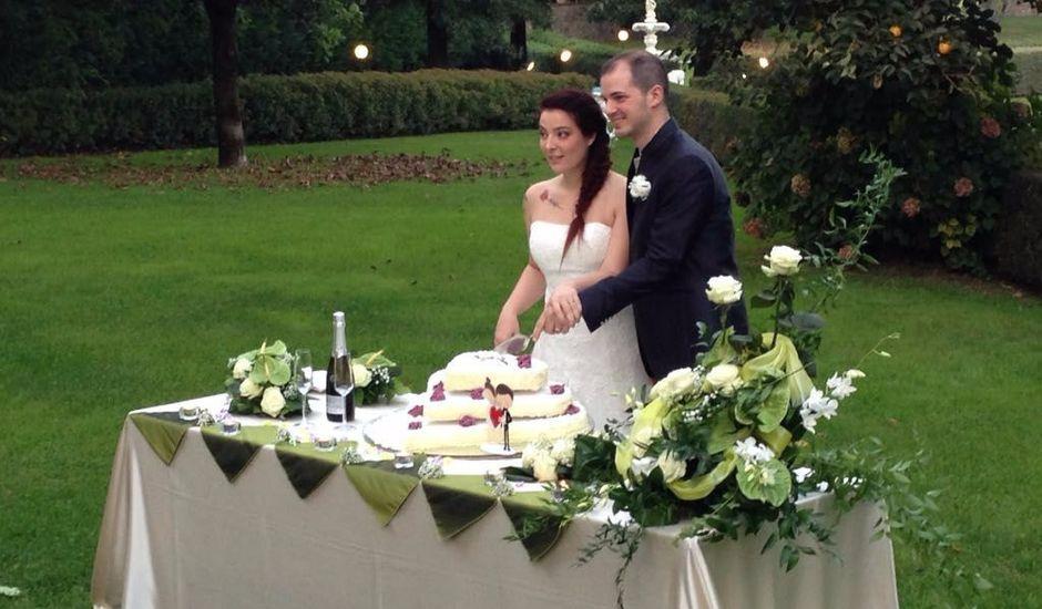 Il matrimonio di alessandra e andrea  a Calolziocorte, Lecco