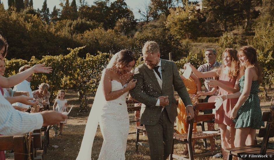 Il matrimonio di Raïssa Faber e Mike Van Den Heuvel a Arezzo, Arezzo