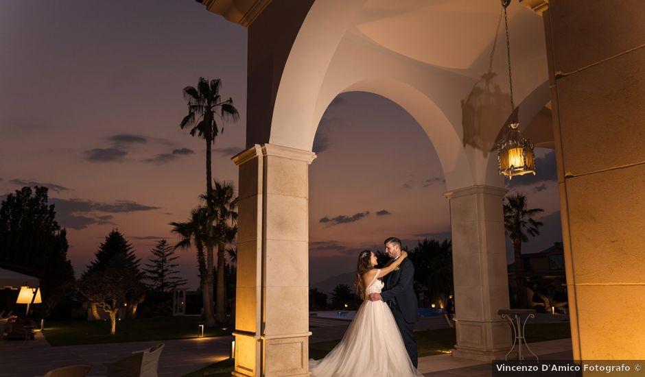 Il matrimonio di Rossella e Orlando a Castel San Giorgio, Salerno