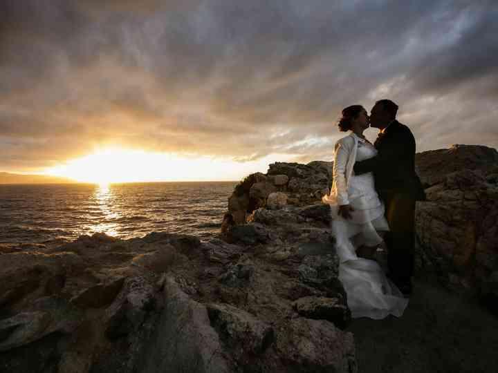 Le nozze di Giulia e Rocco