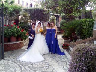 Le nozze di Fiorella e Enrico 1