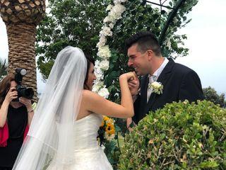 Le nozze di Fiorella e Enrico