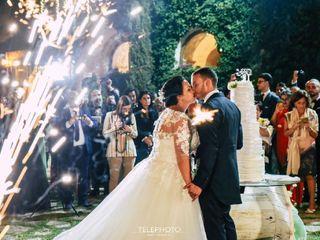 Le nozze di Noemi e Graziano