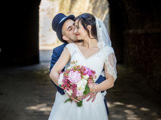 Le nozze di Nina e Matteo