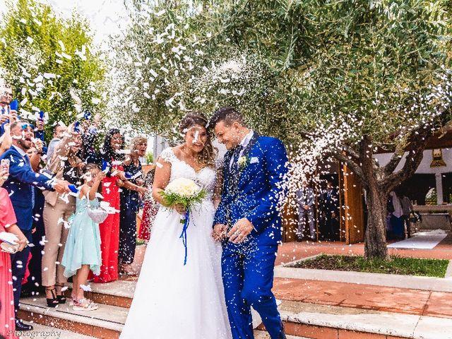 Il matrimonio di Claudio e Jessica a Velletri, Roma 3
