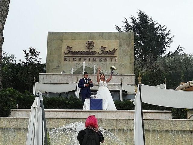 Il matrimonio di Claudio e Jessica a Velletri, Roma 5