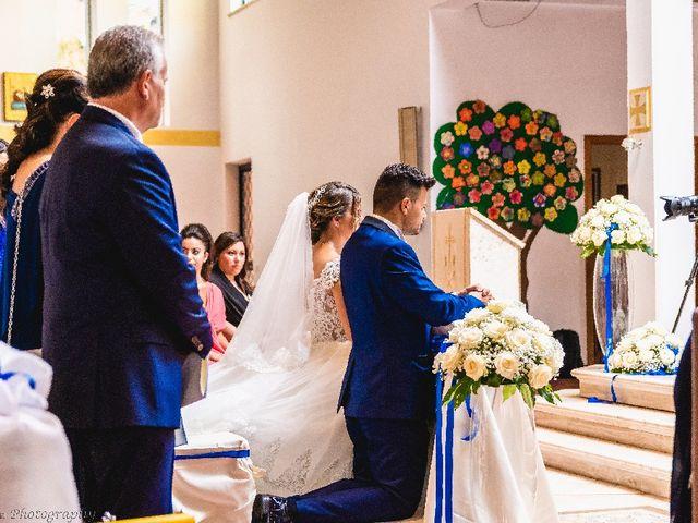 Il matrimonio di Claudio e Jessica a Velletri, Roma 12