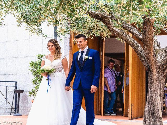 Il matrimonio di Claudio e Jessica a Velletri, Roma 13