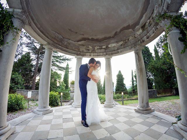 Il matrimonio di Dario e Irene a Sagrado, Gorizia 2