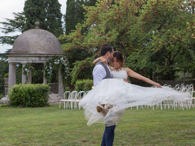 Il matrimonio di Dario e Irene a Sagrado, Gorizia 13