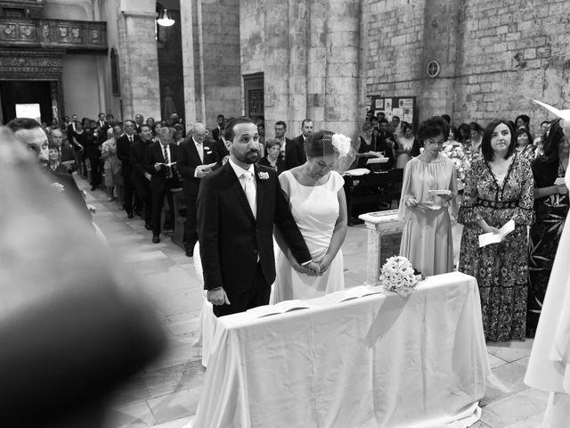 Il matrimonio di Daniela e Francesco a Rutigliano, Bari 24
