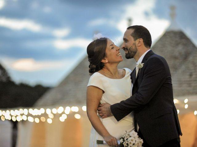 Il matrimonio di Daniela e Francesco a Rutigliano, Bari 34
