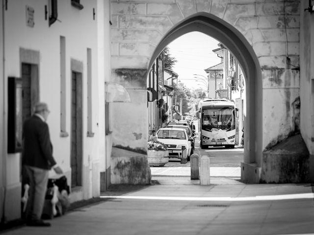 Il matrimonio di Stefano e Silvia a Castrezzato, Brescia 14
