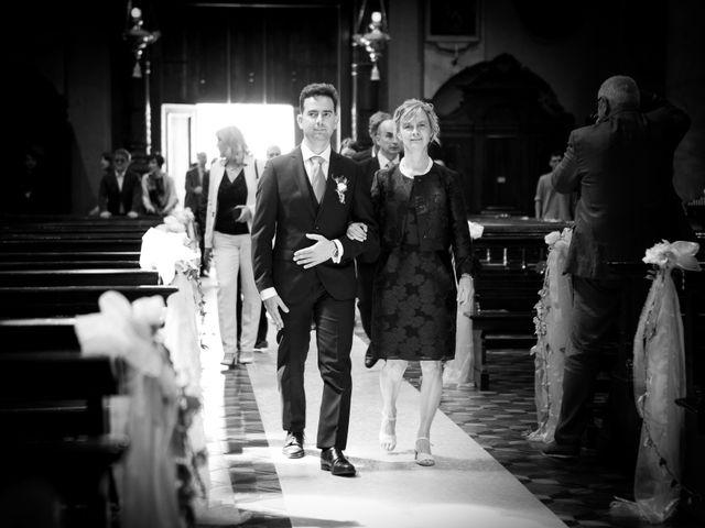 Il matrimonio di Stefano e Silvia a Castrezzato, Brescia 16