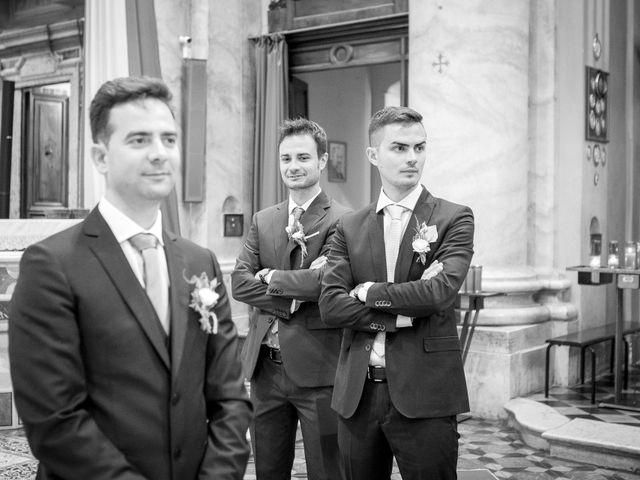 Il matrimonio di Stefano e Silvia a Castrezzato, Brescia 17