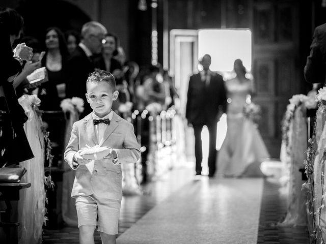 Il matrimonio di Stefano e Silvia a Castrezzato, Brescia 18