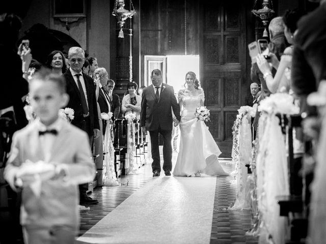 Il matrimonio di Stefano e Silvia a Castrezzato, Brescia 19