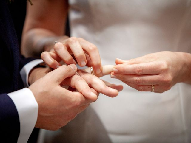 Il matrimonio di Stefano e Silvia a Castrezzato, Brescia 23