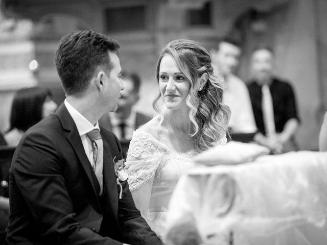 Il matrimonio di Stefano e Silvia a Castrezzato, Brescia 25