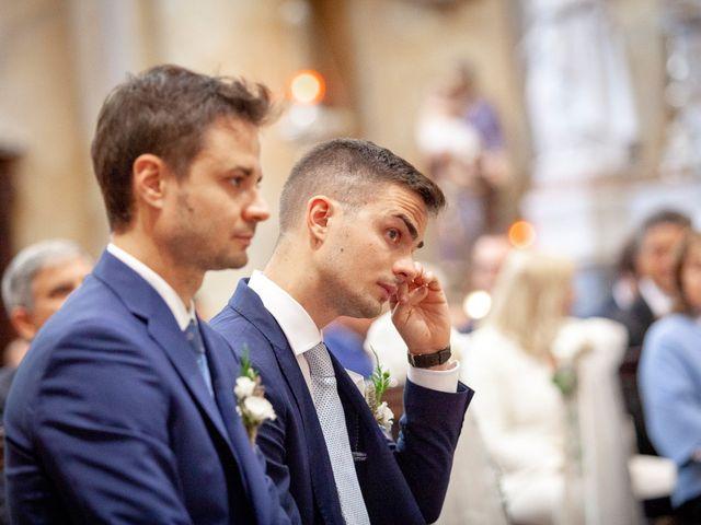 Il matrimonio di Stefano e Silvia a Castrezzato, Brescia 26