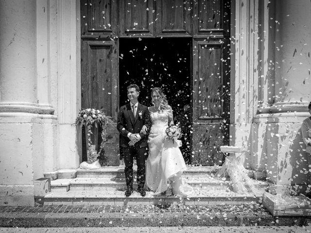 Il matrimonio di Stefano e Silvia a Castrezzato, Brescia 27