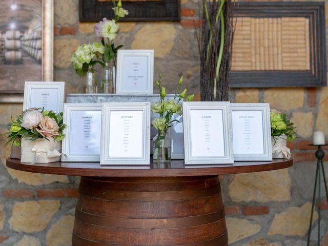 Il matrimonio di Stefano e Silvia a Castrezzato, Brescia 32
