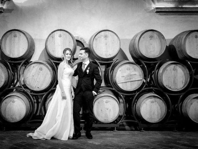 Il matrimonio di Stefano e Silvia a Castrezzato, Brescia 35