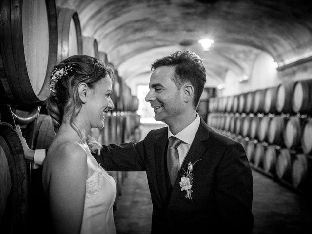 Il matrimonio di Stefano e Silvia a Castrezzato, Brescia 36
